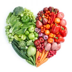 vegetables and fruits - healthy diet
